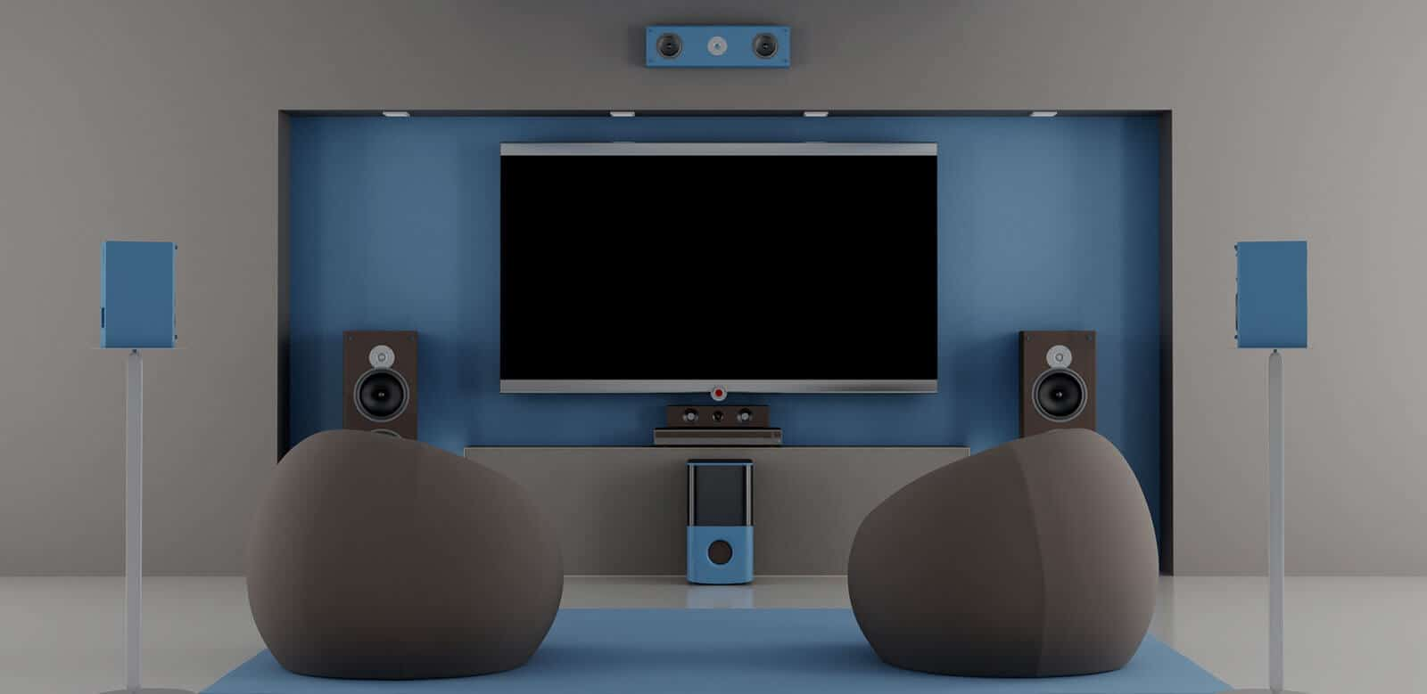 tech bandito - blog header - how to calibrate surround sound speakers