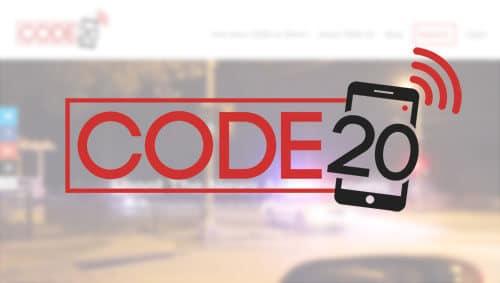 tech bandito - portfolio - code 20 - logo cover